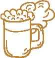 Мини-бар. Свежее пиво, закуски, напитки.
